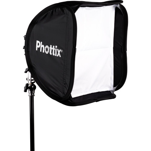 Phottix Transfolder Softbox (16 x 16″) Light Modifiers Phottix