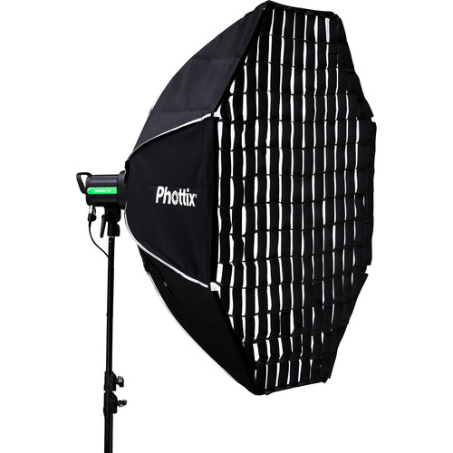 Phottix Solas Octagon Softbox (48″) Light Modifiers Phottix