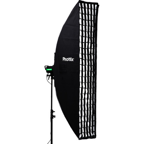 Phottix Solas Strip Softbox (16 x 71″) Light Modifiers Phottix