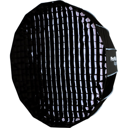 Phottix Raja Hexa Softbox with Grid (33″) Light Modifiers Phottix