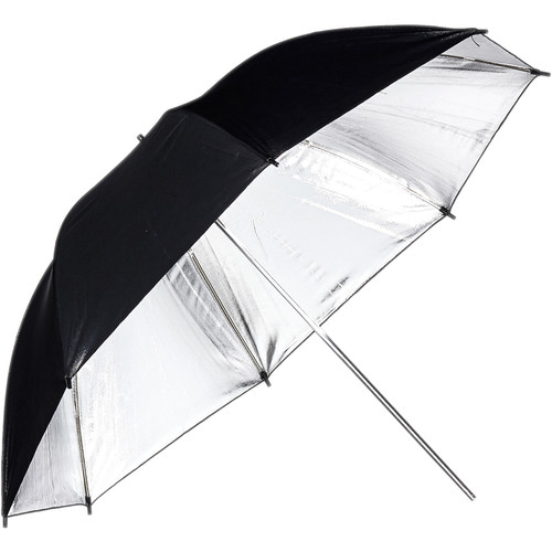Phottix 33″ Reflective Studio Umbrella (Silver) Light Modifiers Phottix