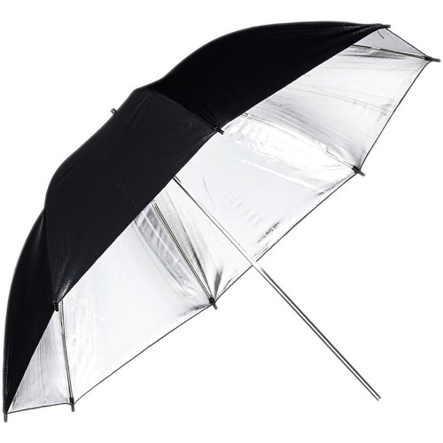 Phottix 40″ Reflective Studio Umbrella (Silver) Light Modifiers Phottix