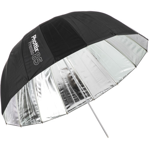 Phottix Premio Reflective Umbrella (33″) Light Modifiers Phottix