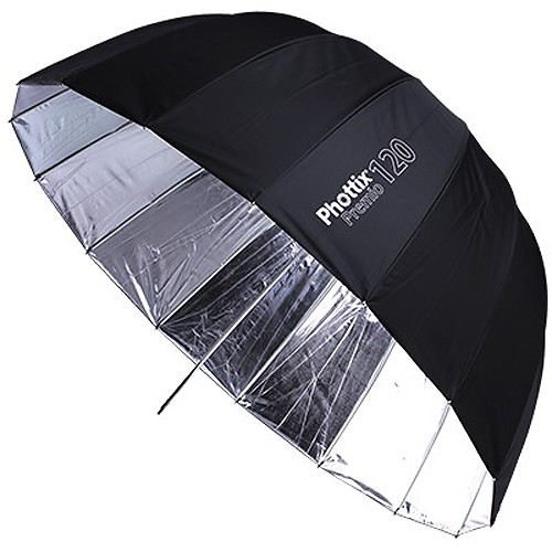 Phottix Premio Reflective Umbrella (47″) Light Modifiers Phottix