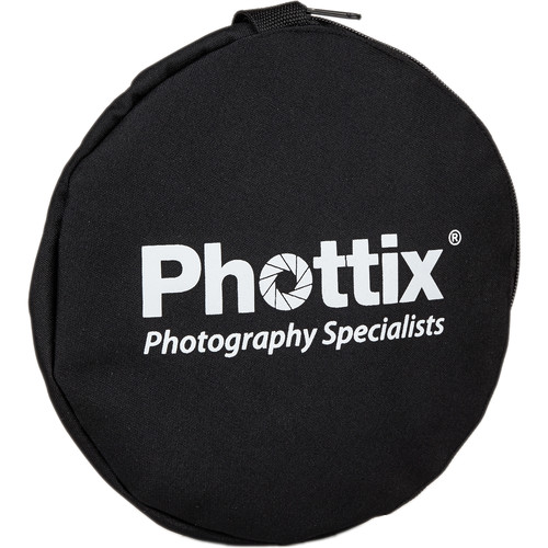 Phottix 5-in-1 Premium Reflector with Handles (43″)