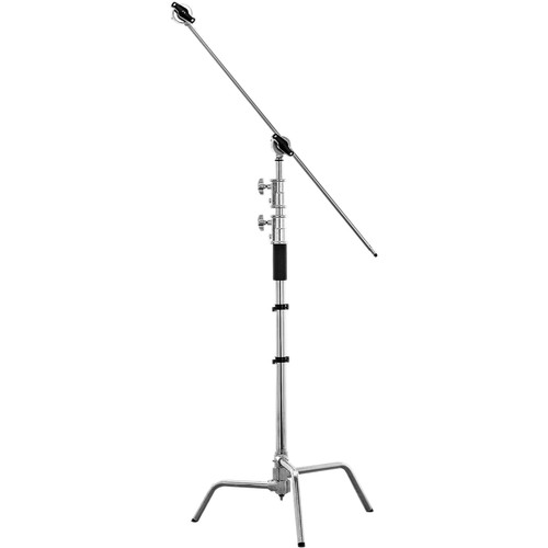 Phottix Professional Light C-Stand and Boom (12.5′)