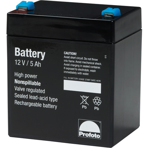 Profoto Lead Acid Battery Lighting Power & Cables Profoto