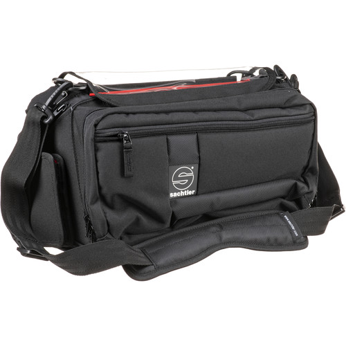 Sachtler Lightweight Audio Bag (Medium) Field Mixers, Preamps & Accessories Sachtler