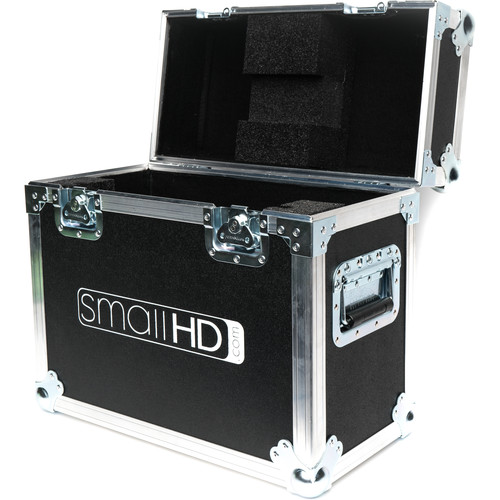 SmallHD Flight Case for 1700 Series Monitors Camcorder & Camera Accessories SmallHD
