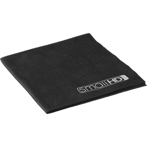 SmallHD Microfiber Cleaning Cloth Lens & Optics Cleaning Supplies SmallHD