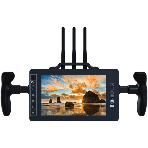 SmallHD 703 Bolt 7″ Wireless Director's Monitor Bundle (Gold Mount) Monitors SmallHD