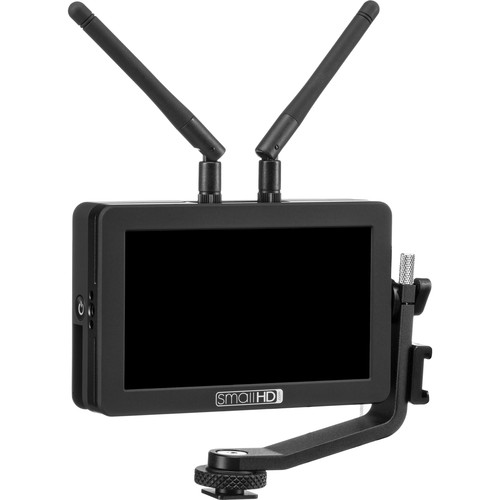 SmallHD FOCUS Bolt 500 TX On-Camera Monitor with International Charger Power Supply Action & 360 Video Camera SmallHD