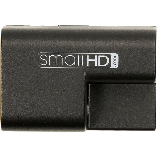 SmallHD Faux LP-E6 Battery with DC Barrel Connector Monitor Batteries, Power & Other Accessories SmallHD