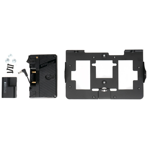 SmallHD Gold Mount Battery Bracket with Mounting Plate for 702 OLED Monitor Monitor Batteries, Power & Other Accessories SmallHD