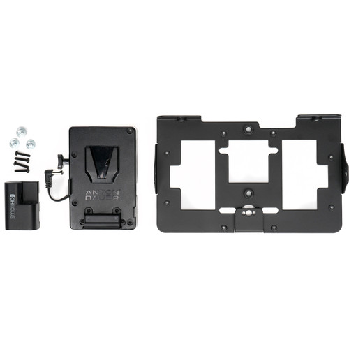 SmallHD V-Mount Battery Bracket with Mounting Plate for 702 OLED Monitor Monitor Batteries, Power & Other Accessories SmallHD