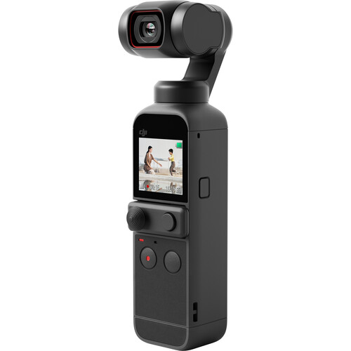 DJI Pocket 2 Gimbal Action & 360 Video Camera Dji