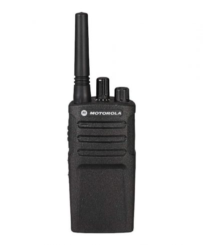 Motorola XT420 On Site 2 Way PMR446 Walkie-Talkies Business Radio – Black
