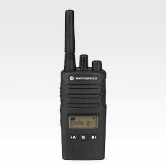 Motorola XT460 On Site 2 Way PMR446 Walkie-Talkies Business Radio – Black