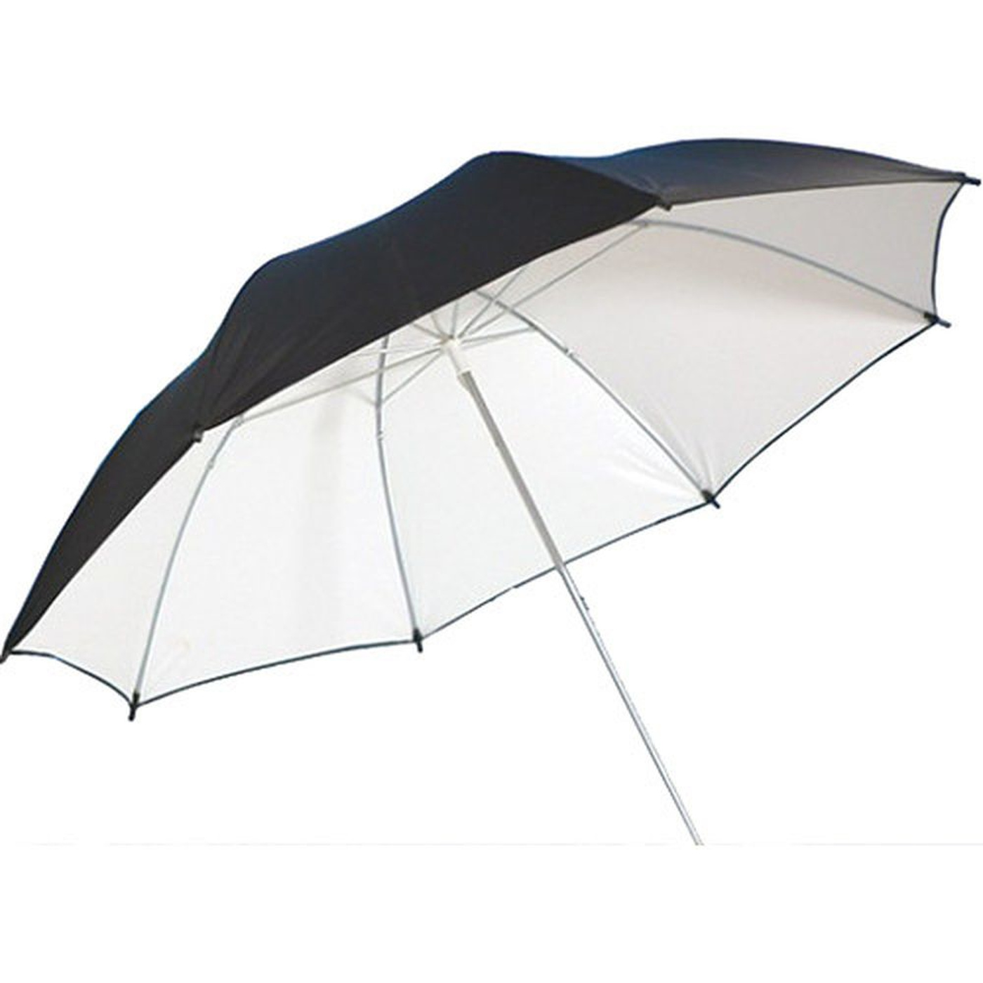 Nicefoto BW-170CM DEEP Transparent Umbrella BLACK/WHITE | 170cm Light Modifiers Professional Lighting