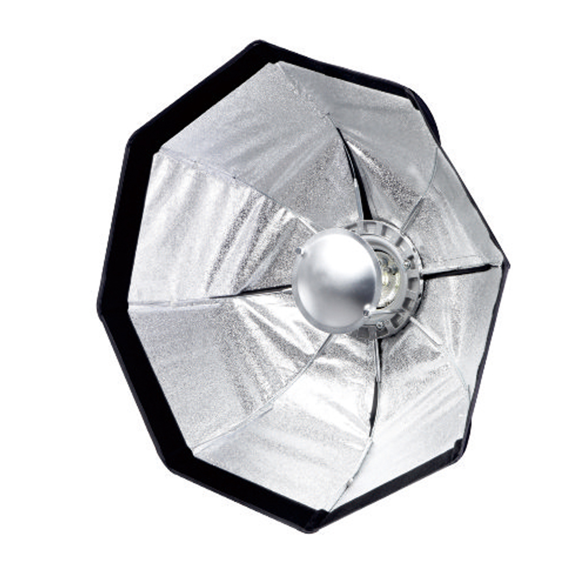 Nicefoto Beauty dish softbox with Grid BDSG-70CM (Black/Silver) Light Modifiers Professional Lighting