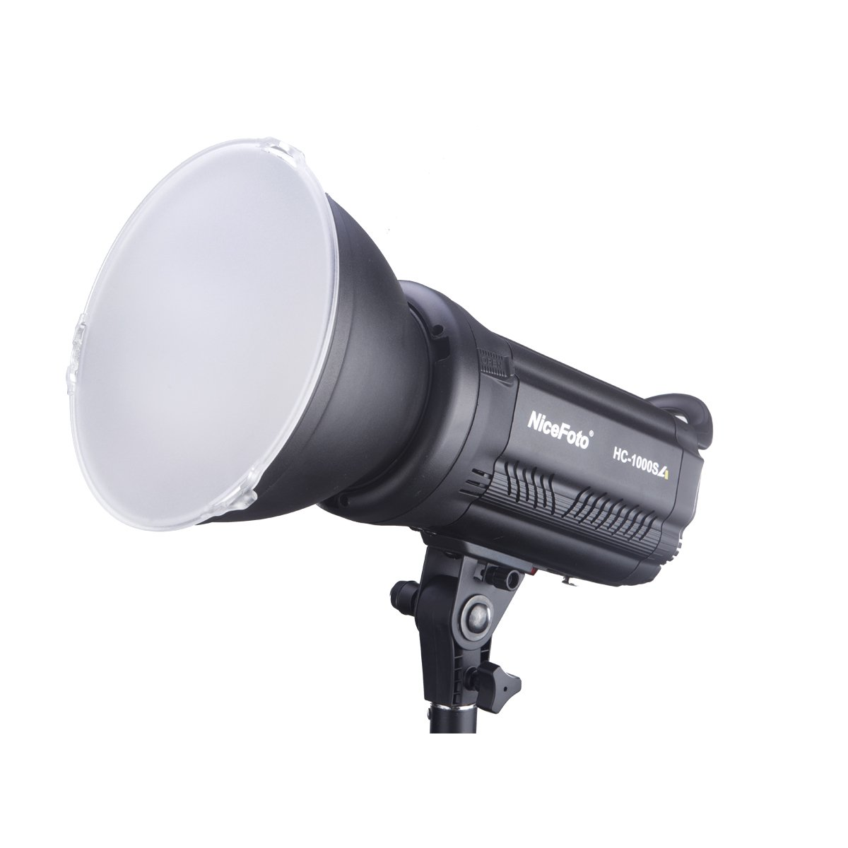Nicefoto HC-1000SA Multiple Scenario Mode Led Video Light Silent Daylight For Portrait Photography Continuous Lighting Professional Lighting