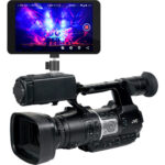 YoloLiv YoloBox Portable All-in-One Multi-Camera Live Streaming Encoder, Switcher, Monitor, and Recorder Monitors YoloLiv