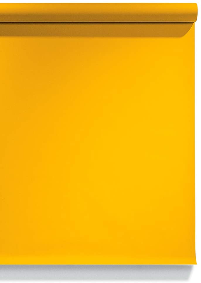 Promage FORSYTHIA YELLOW PM-PB14 Seamless Background Paper 2.72m x 10m Background Materials & Equipment